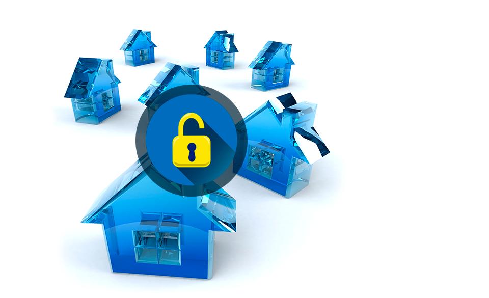 Proteção além do condomínio